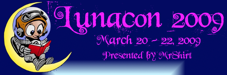 Lunacon 2009, March 20 - 22